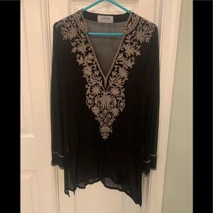 Loyd/Ford Embroidered Tunic
